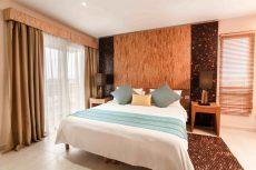 Chambre deluxe calypso tamatave