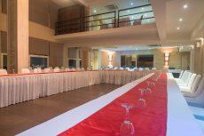 Grande salle événements Calypso Tamatave