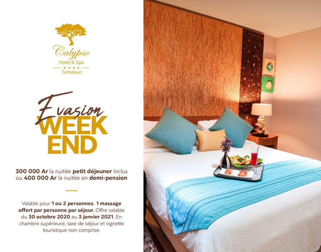 Offre Evasion Calyspo Hotel & Spa