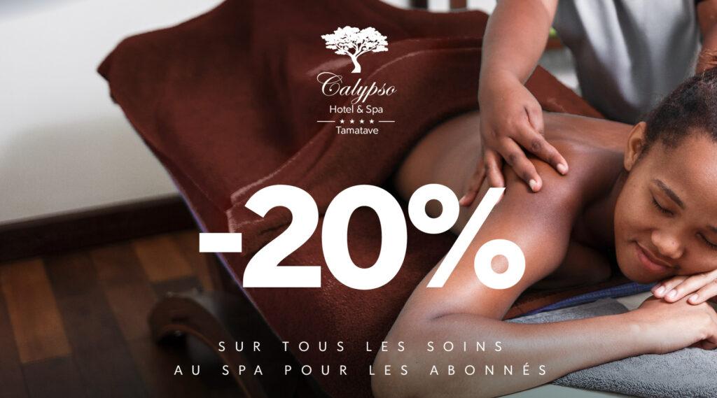 Abonnement spa calypso hotel & spa