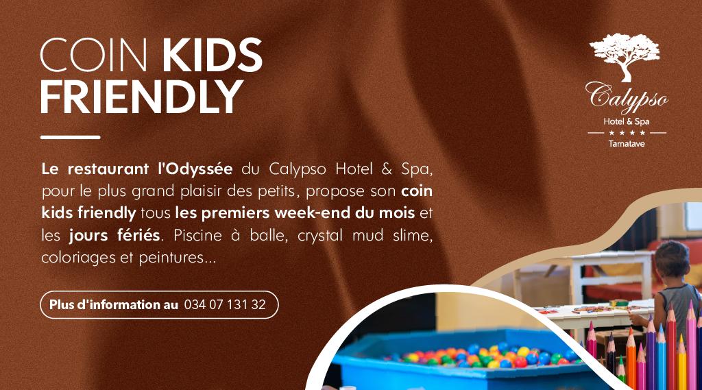Kids friendly Calypso Hotel & Spa