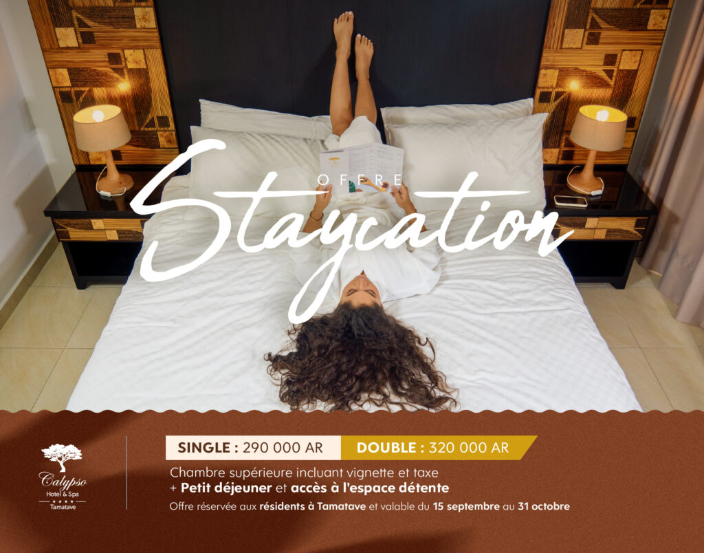 Offre Staycation